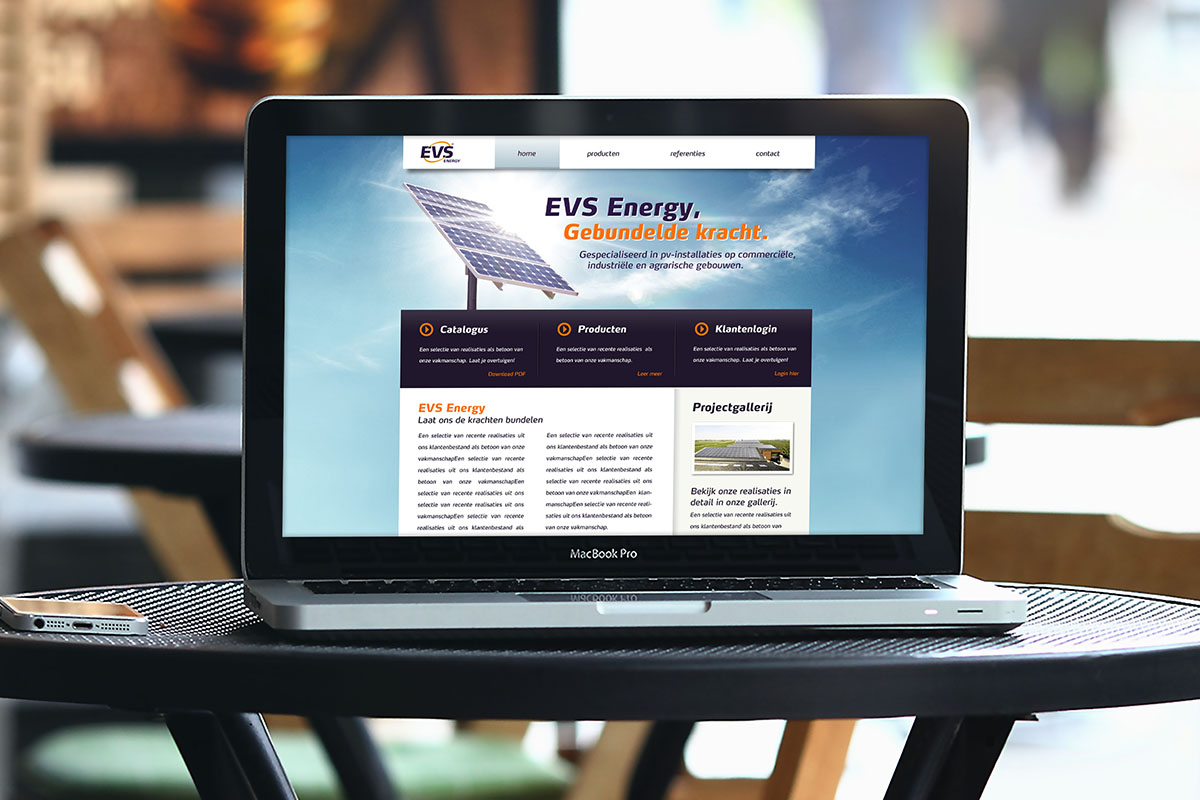 Get Set project EVS
